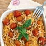 Couscous de Tomate Cherry 1 F